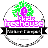 Kidz Treehouse Nature logo for website