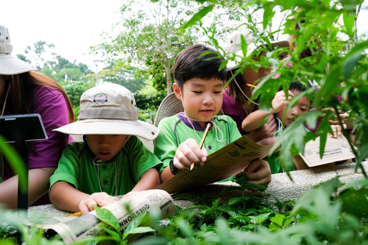 Nature Explorers at Bishan-Ang Mo Kio Park: Learning in Nature