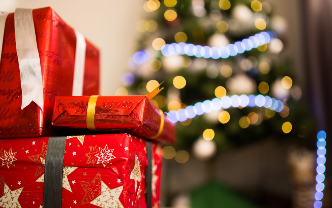 Are You Using Toxic Christmas Wrapping Paper?
