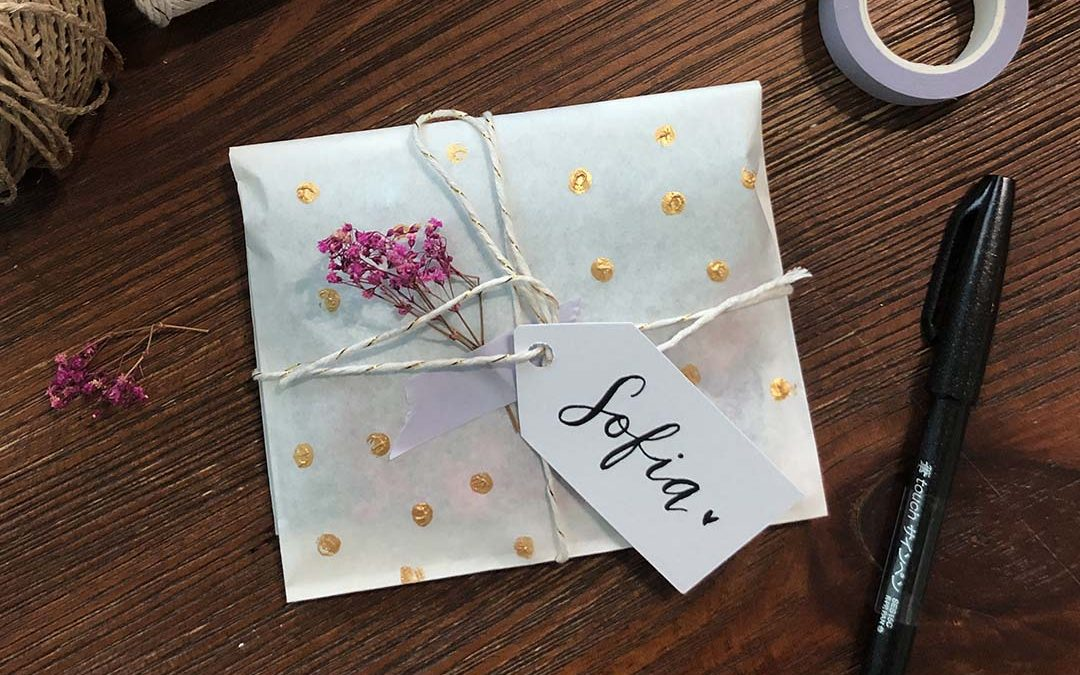 Simple and Creative DIY Gift Wrap