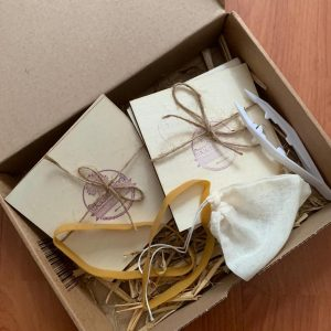Flower Pressing Kit (Single Activity Box)