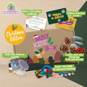 Busy-Kidz Box Christmas Edition